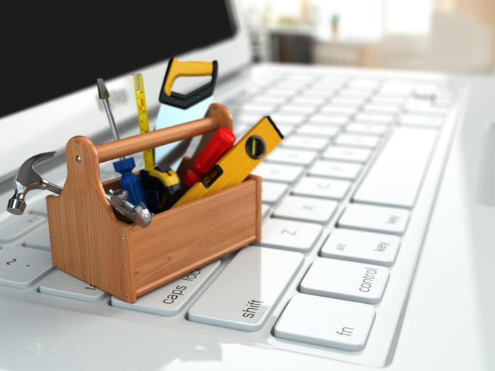 تعمیر لپ تاپ با چند راهکار ساده