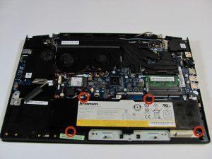راهنمای تعویض باطری لپ تاپ لنوو y50-70
