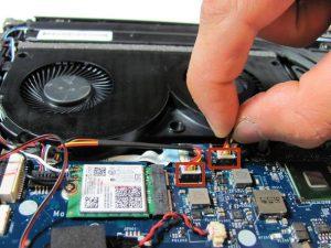 آموزش تعویض فن لپ تاپ لنوو y50-70