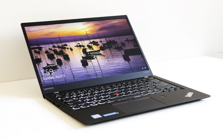 لپ تاپ Lenovo ThinkPad X1 Carbon (نسل پنجم / 2017)