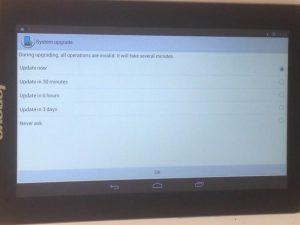 بروزرسانی Lenovo Ideatab A1000 Firmware