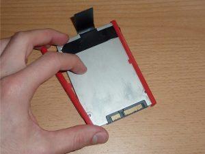 تعویض هارد دیسک Lenovo Thinkpad x230