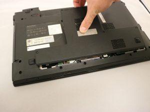 تعویض سی دی رام Lenovo B575-1450