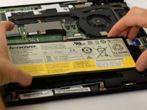 تعویض باتری Lenovo Edge 15