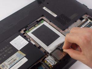 تعویض هارد دیسک Lenovo Essential B570