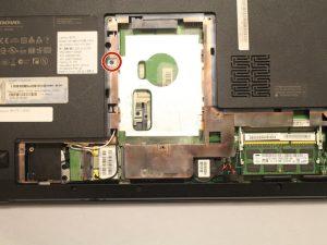 آموزش تعویض سی دی رام Lenovo B575-1450