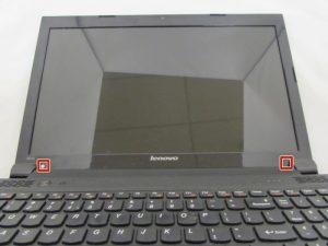 راهنمای تعویض صفحه نمایش Lenovo B575-1450