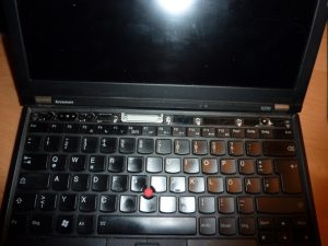 تعویض صفحه کلید Lenovo Thinkpad x230