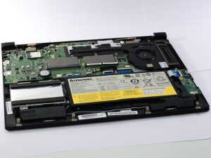 راهنمای تعویض دیسک سخت Lenovo Edge 15