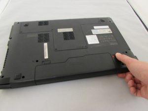 تعویض باتری Lenovo B575-1450