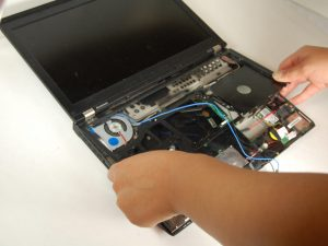 آموزش تعویض مادر برد Lenovo Thinkpad x230