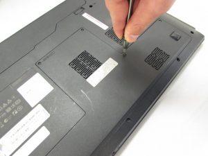 تعویض کارت Lenovo B575-1450 wifi