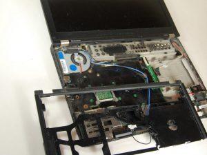 آموزش تعویض صفحه نمایش ماژول Lenovo Thinkpad x230