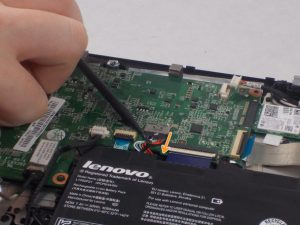راهنمای گام به گام تعویض باتری Lenovo Flex 3-1120