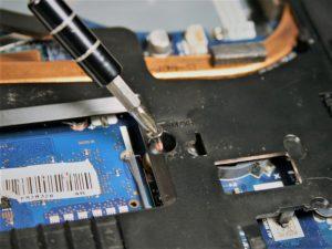 راهنمای مرحله به مرحله تعویض مادر برد Lenovo G50-80 80E5