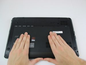 آموزش تعویض دیسک نوری Lenovo Essential G580