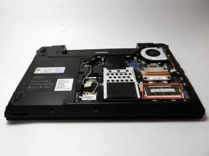 راهنمای تعویض رم Lenovo Essential G560