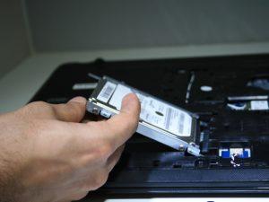 راهنمای تعویض هارد دیسک LENOVO G70-35
