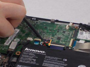 آموزش مرحله به مرحله تعمیرات حرارتی Lenovo Flex 3-1120