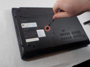 آموزش تعویض سی دی درایو Lenovo Essential G570