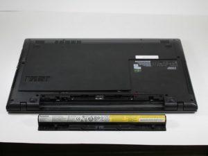 راهنمای تعویض باتری Lenovo G70-80