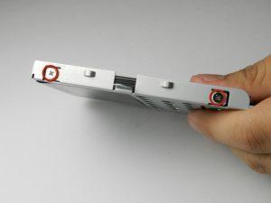 راهنمای تعویض هارد دیسک Lenovo Essential G560