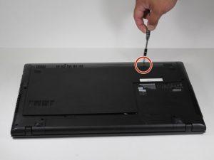 آموزش تعویض سی دی درایو Lenovo G70-80