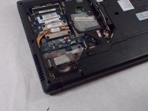 تعویض فن Lenovo Essential G570