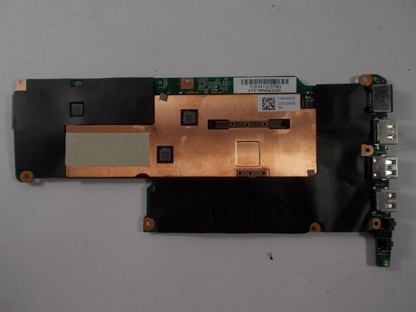 آموزش تعمیرات حرارتی Lenovo Flex 3-1120