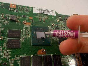 راهنمای آموزشی تعمیرات حرارتی Lenovo Flex 3-1120