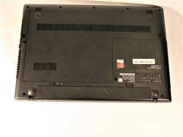 آموزش تعویض پنل پشتی Lenovo G50-80 80E5
