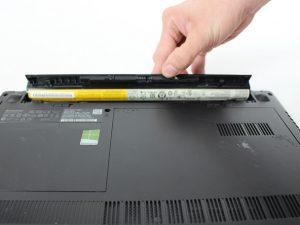 راهنمای تعویض هارد دیسک Lenovo G40-30