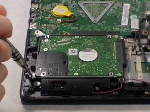 راهنمای تعویض هارد دیسک Lenovo Flex 3-1120