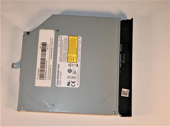 آموزش تعویض سی دی درایو Lenovo G50-80 80E5