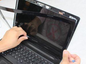 اهنمای گام به گام تعویض LCD صفحه نمایش Lenovo G40-30
