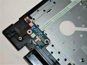 آموزش تعویض دکمه پاور Lenovo G50-80 80E5
