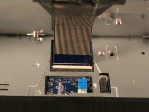 آموزش مرحله به مرحله تعویض قاب بالایی Lenovo G50-80 80E5