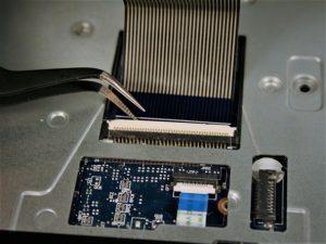 راهنمای تعویض قاب بالایی Lenovo G50-80 80E5