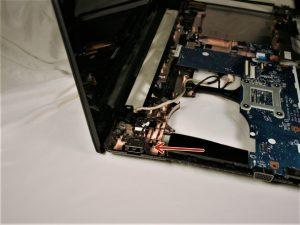 راهنمای مرحله به مرحله تعویض جک منبع تغذیه Lenovo G50-80 80E5