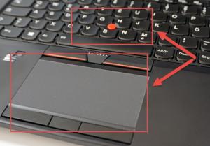 غیر فعال شدن تاچ پد لپ تاپ Lenovo