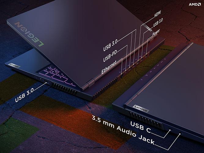 لپ تاپ لنوو مدل Legion 5 – BB