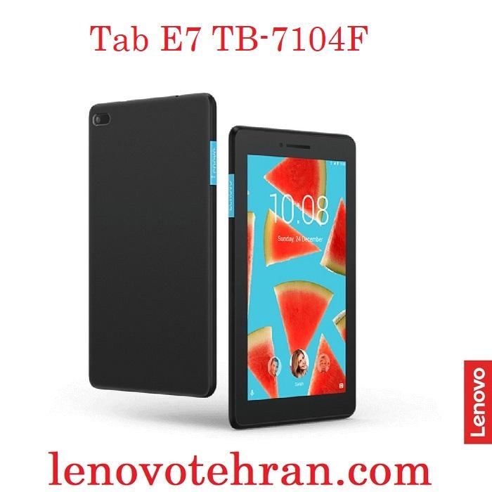 تبلت لنوو مدل Tab E7 TB-7104F