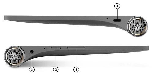 lenovo Tab Yoga Smart 10 YT-X705X